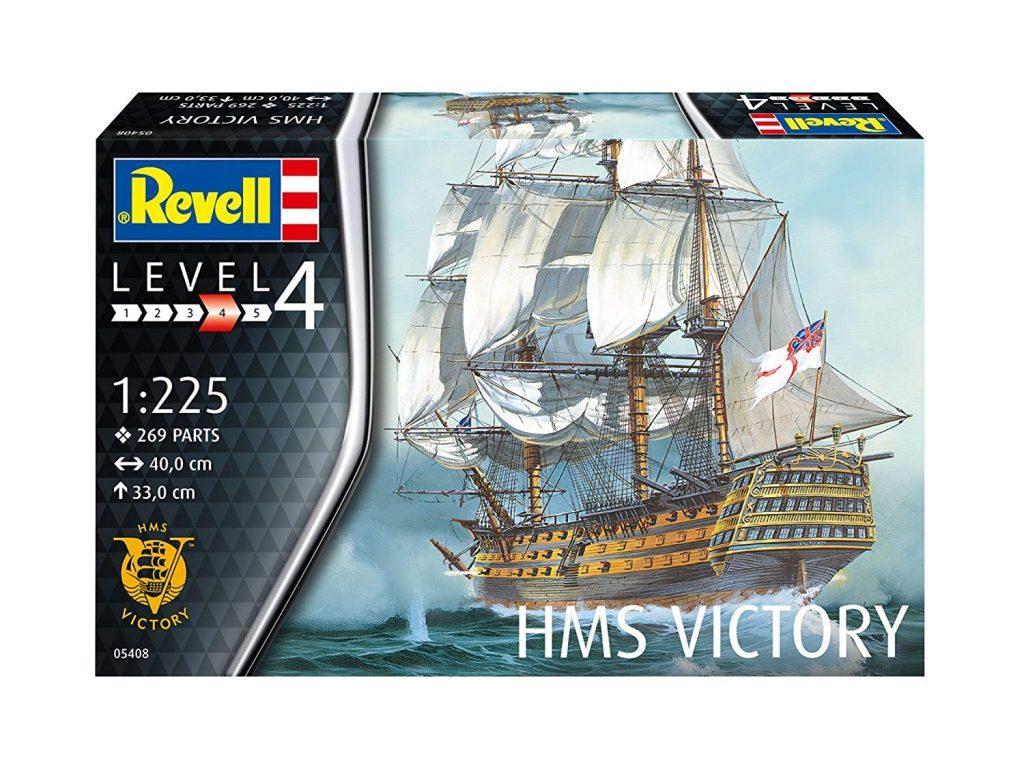 Caja HMS VIctory