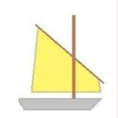 Maquetas de barcos de madera