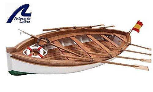 bote salvavidas juan sebastian elcano