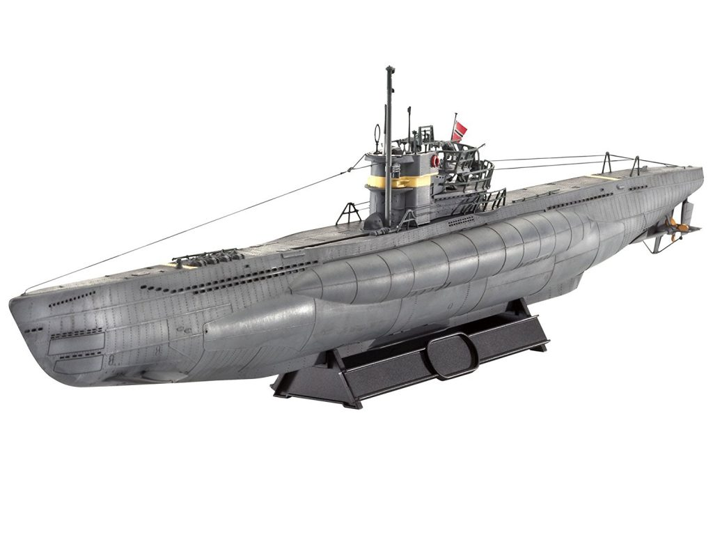 maqueta de guerra de modelismo naval