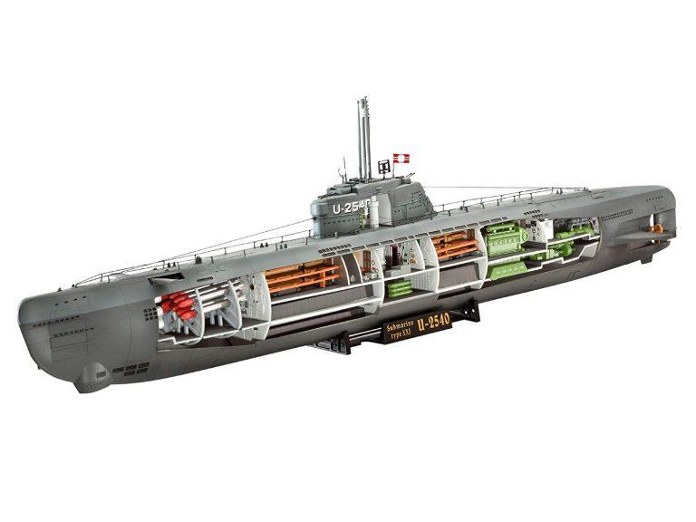 Submarino aleman 1