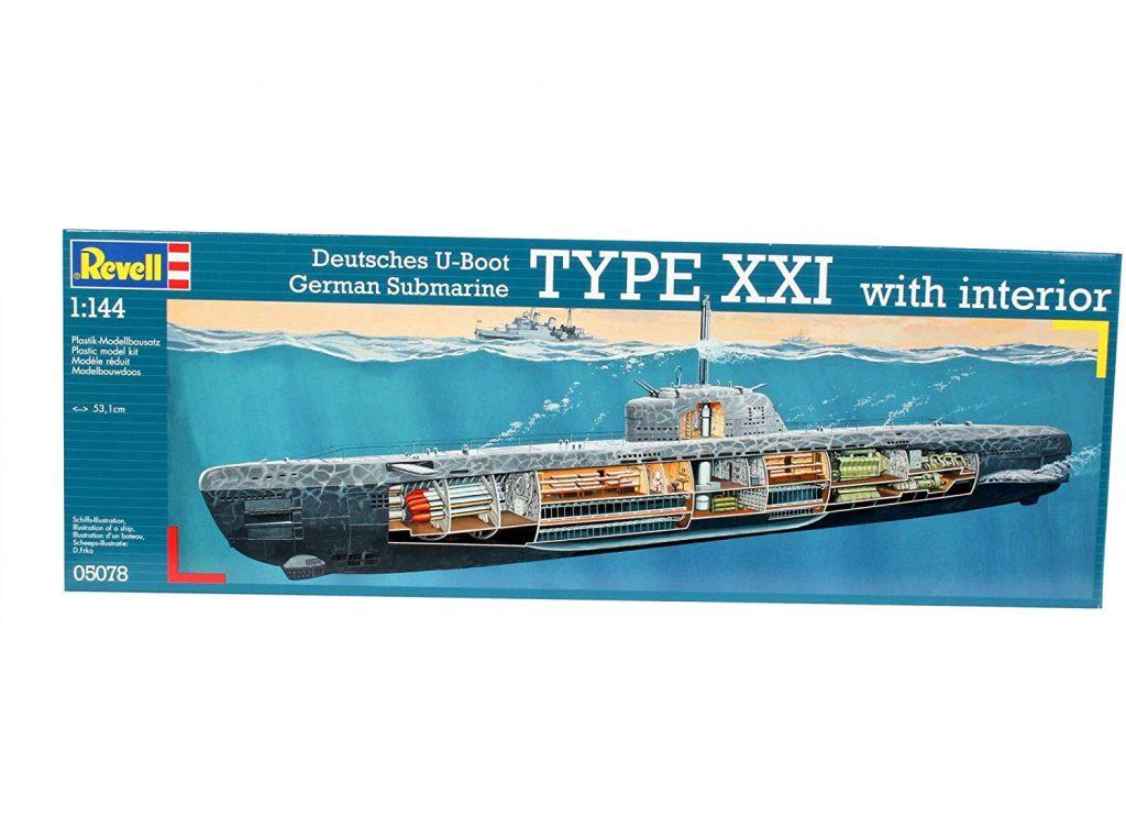 Maquetas de barcos para construir