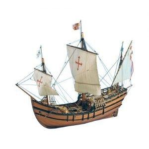 Maqueta del barco la Pinta