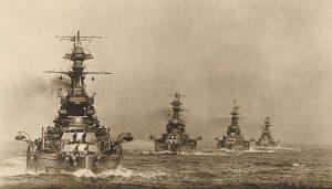 Maquetas de guerra de modelismo naval