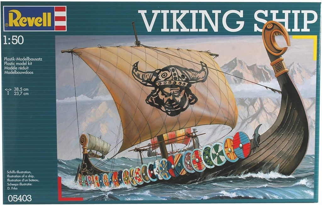 VIKINGO REVELL 2