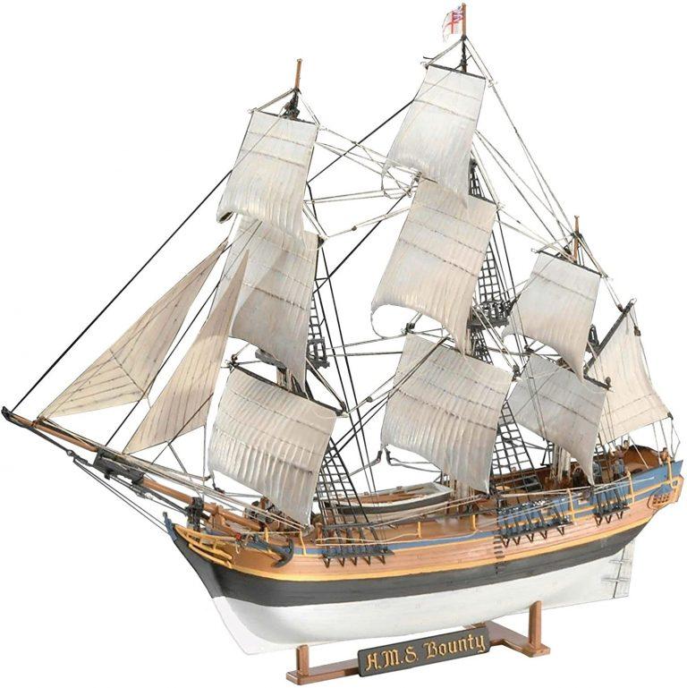 HMS BOUNTY REVELL