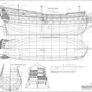 HMS Royal William 1719 3