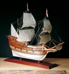 MAYFLOWER DE AMATI 1