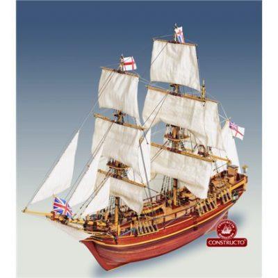 HMS BOUNTY CONSTRUCTO